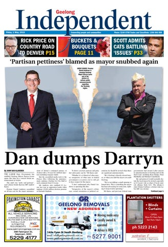 Geelong Independent - 01st May 2015 by Star News Group - issuu 43512ac46b143