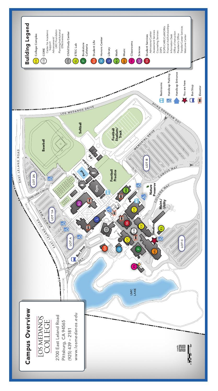 Lmc Pittsburg Campus Map.2015 Summer Class Schedule For Los Medanos College By Los Medanos