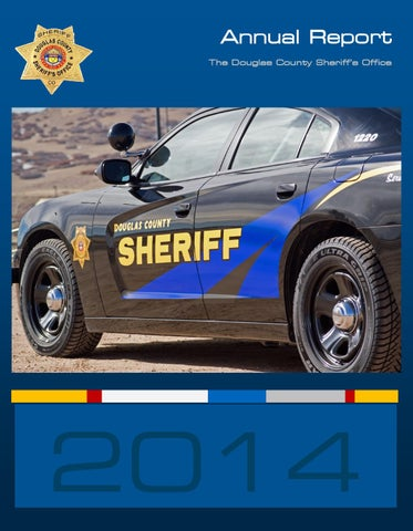 2014 Annual Report Douglas County Sheriff's Office by Douglas County