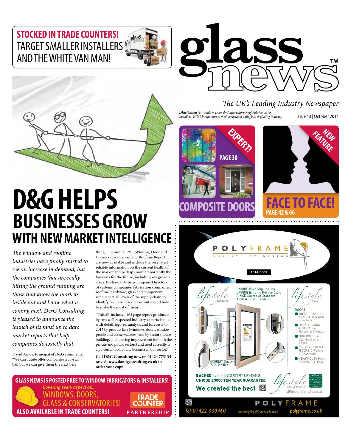 Glass News October 2014 by Christina Shaw - issuu