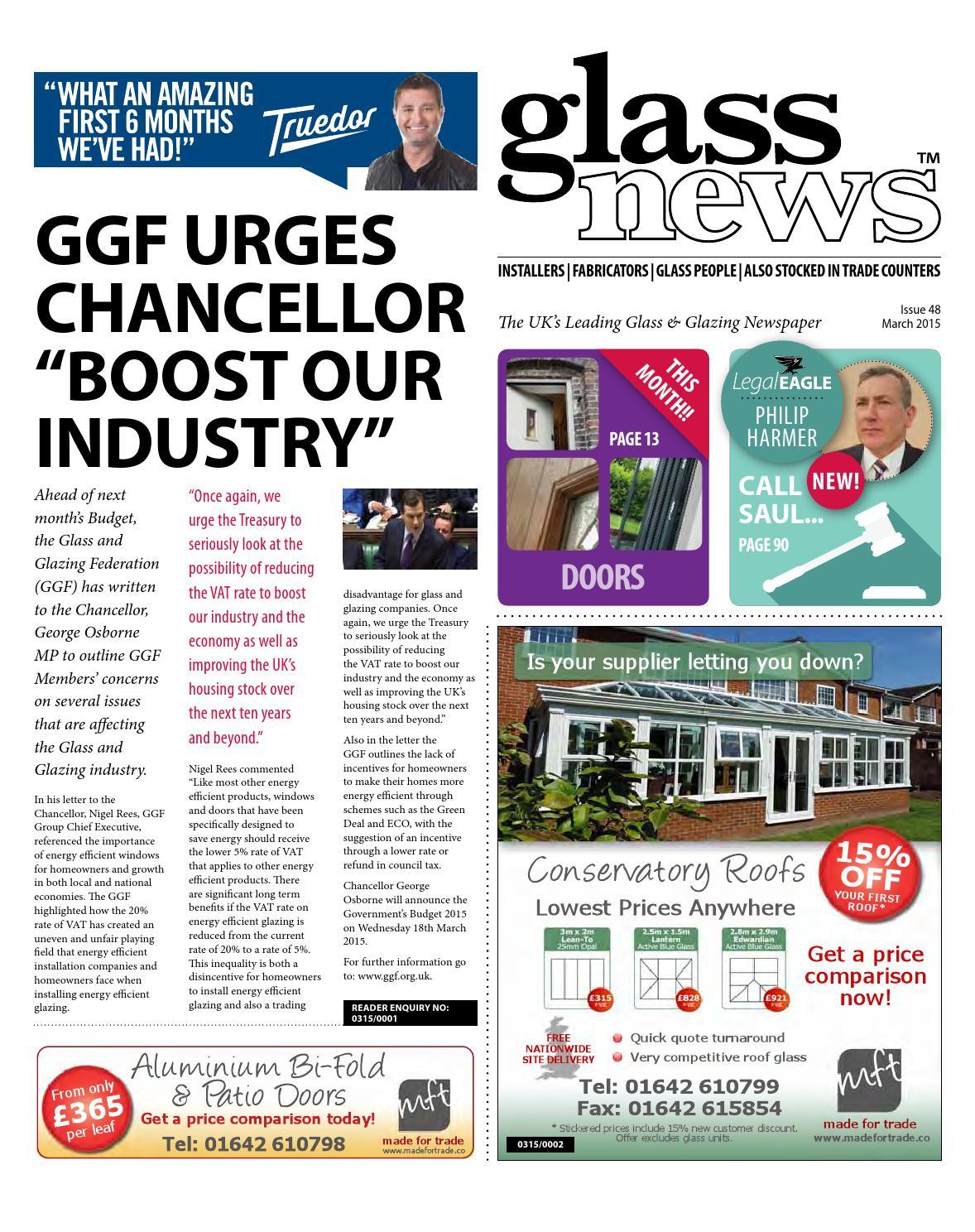Glass News March 2015 by Christina Shaw - issuu