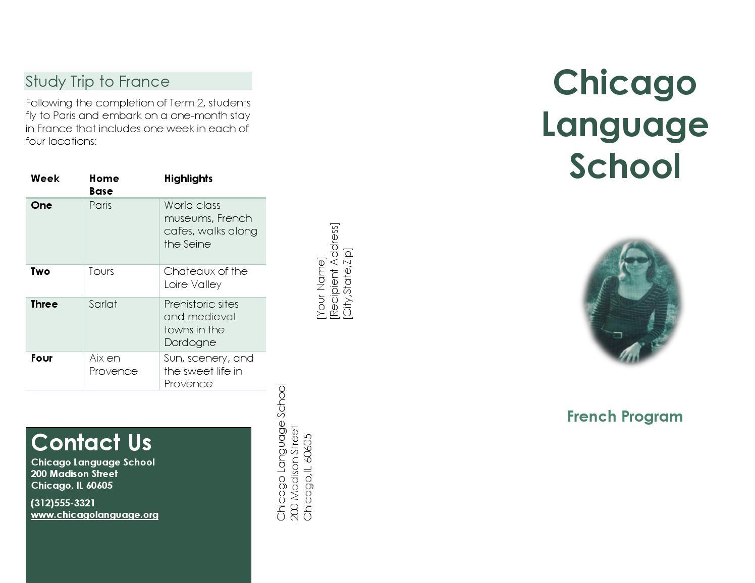 Pr b french language school brochure 2 by Asia McGill - issuu