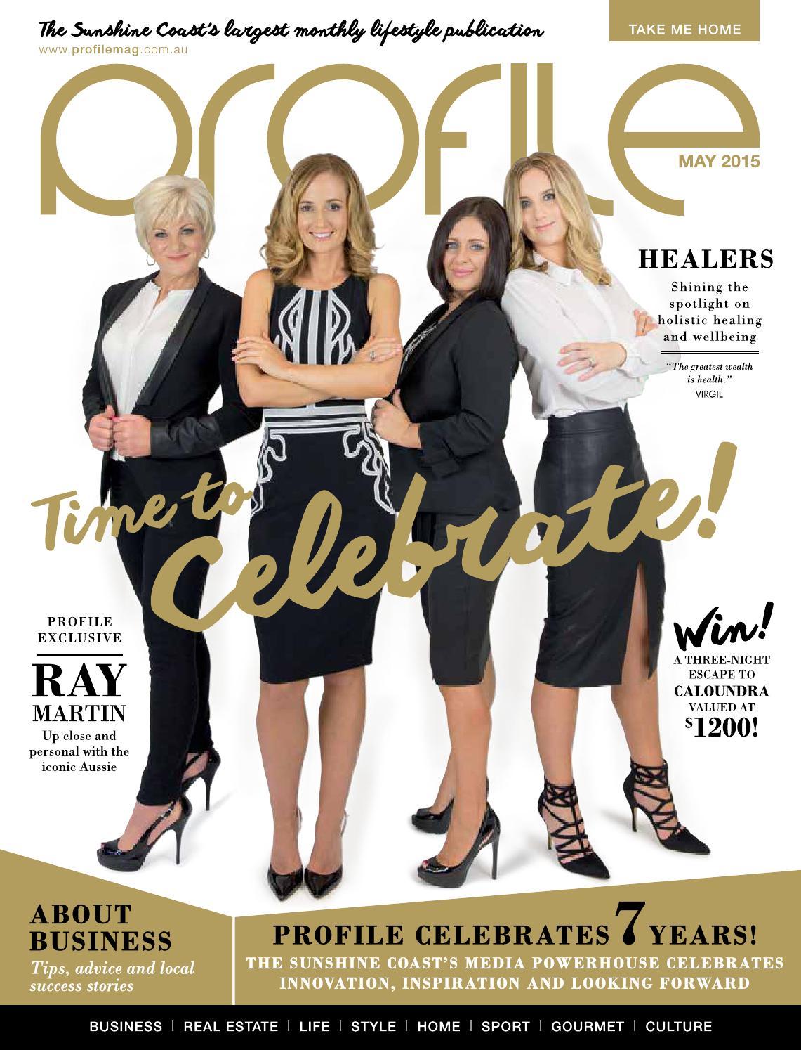 may profile magazine 2015 by profile magazine issuu