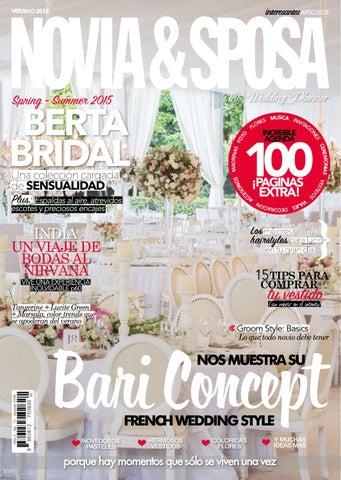2d88bf9e Novia&Sposa 15a edicion by Novia&Sposa - issuu