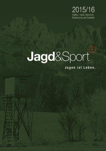 Jagd & Sport 201516 (1 124) by Gernot Hoitsch issuu