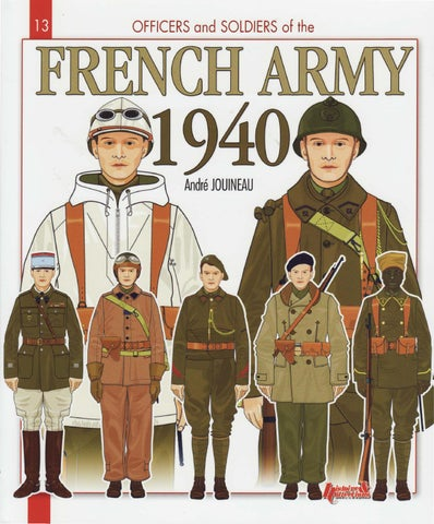 Oas 13 French Army 1940 By Dick Issuu