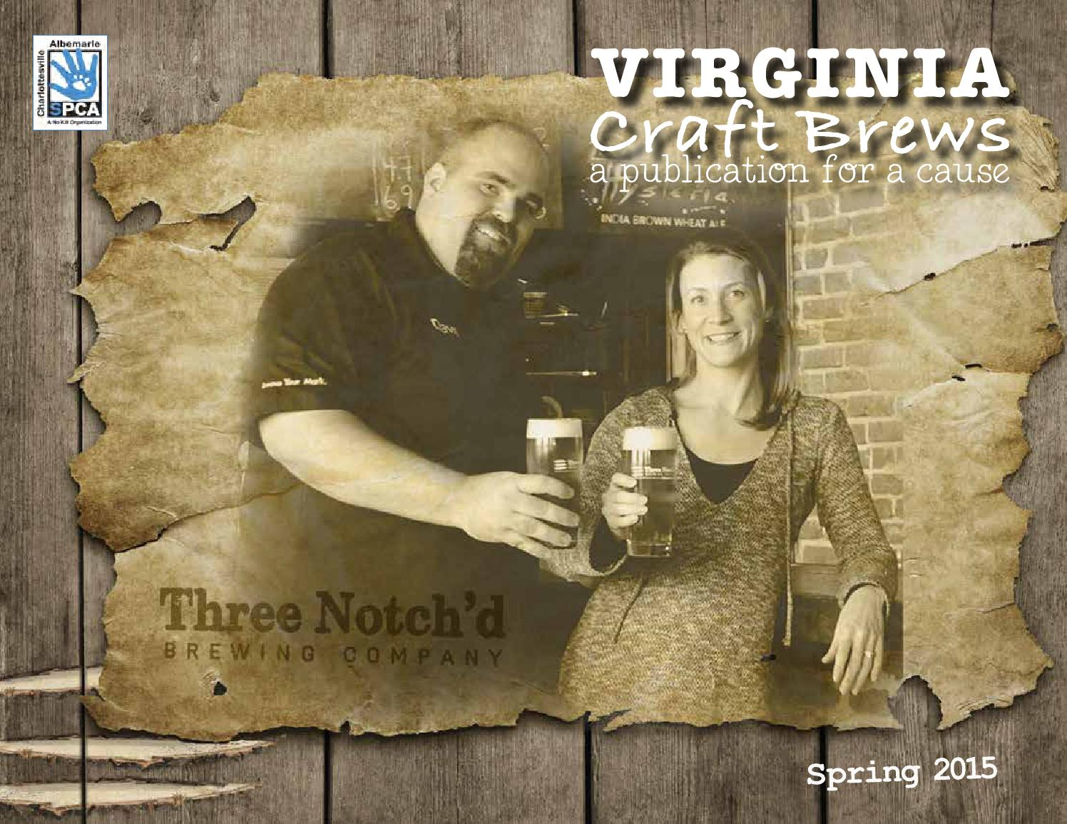 Virginia Craft Brews Spring 2015 Final Print Copy by Virginia Craft ...