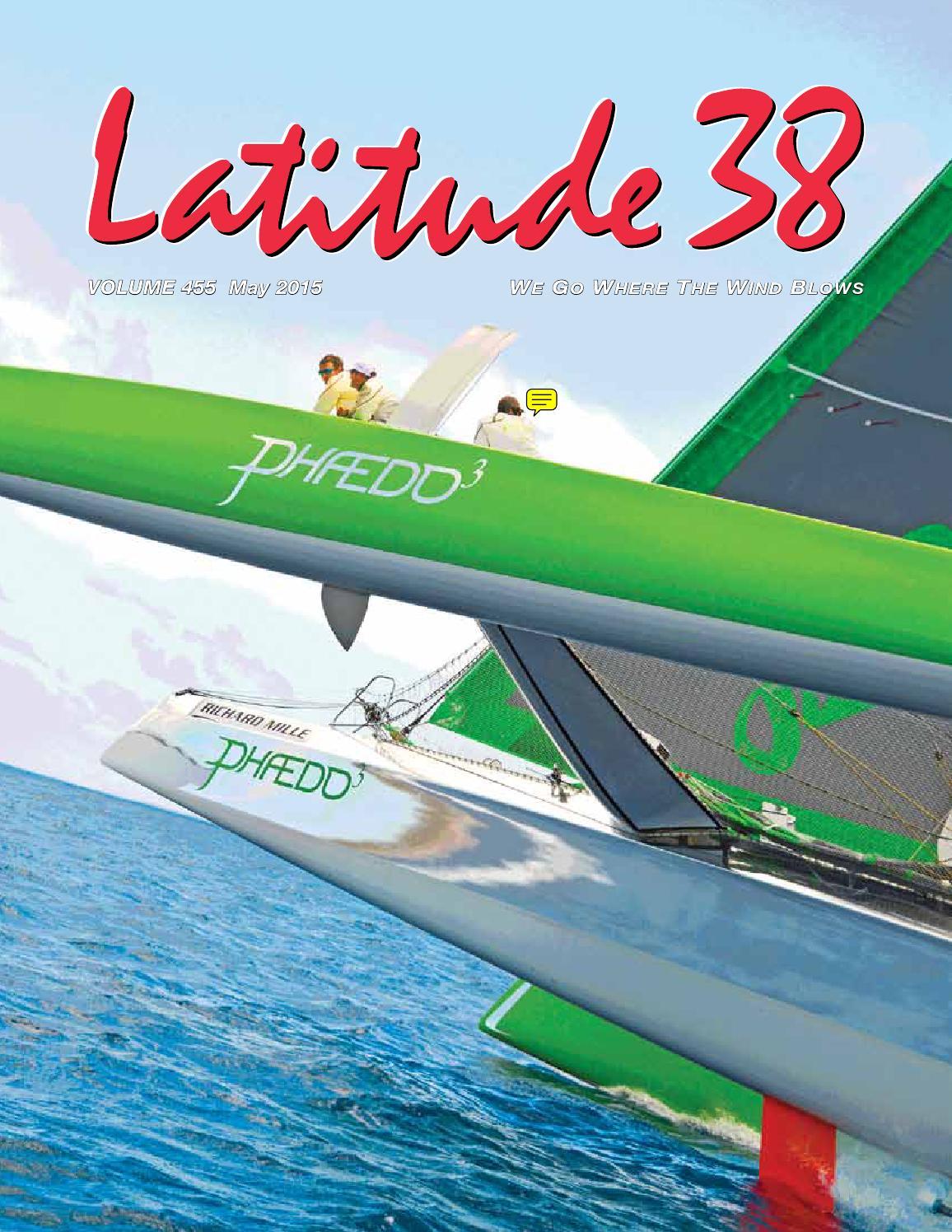 Latitude 38 May 2015 by Latitude 38 Media, LLC - issuu