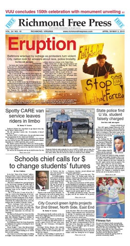 April 30 may 2, 2015 issue by Richmond Free Press - issuu