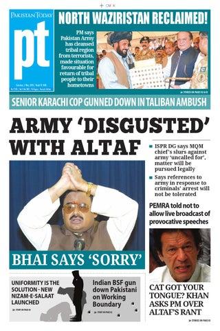 E paper pdf (02 05 2015) (khi) by Pakistan Today - issuu