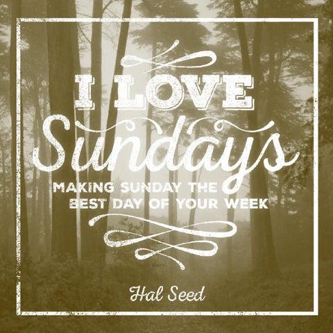 I Love Sundays Campaign: Outreach - Church Communication and ...