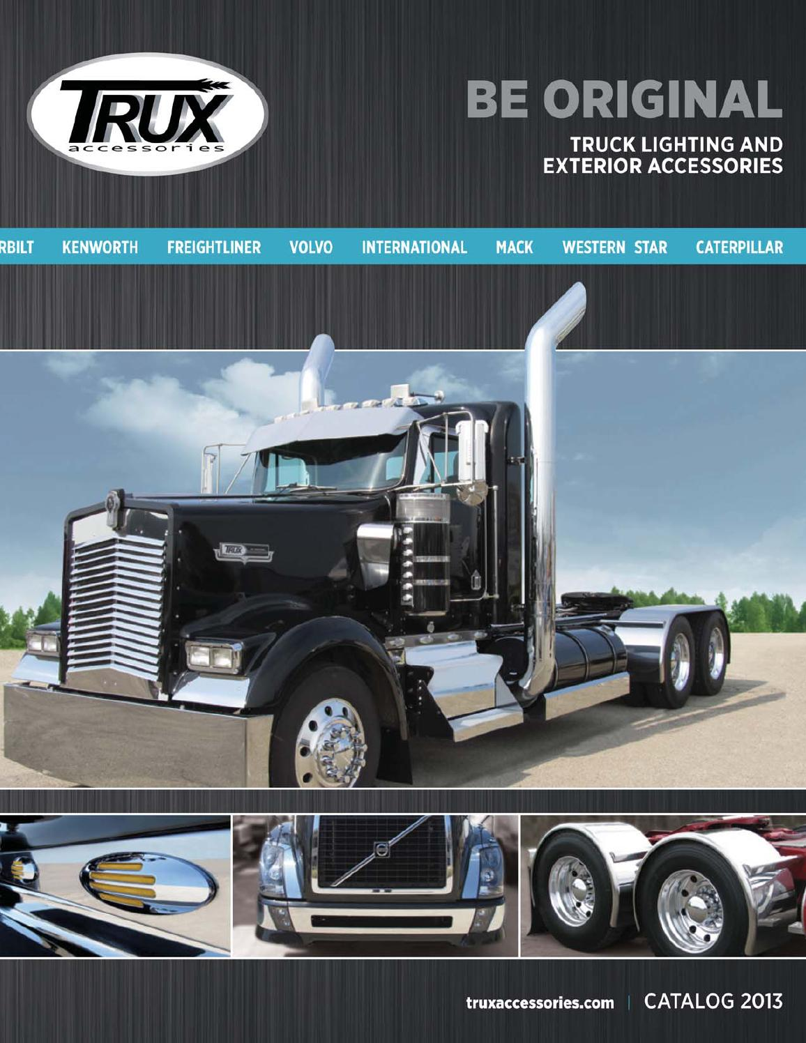 Trux Accessories 2013 Catalog by Trux Accessories - issuu
