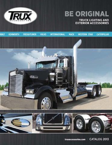 Trux Accessories 2013 Catalog by Trux Accessories - issuu