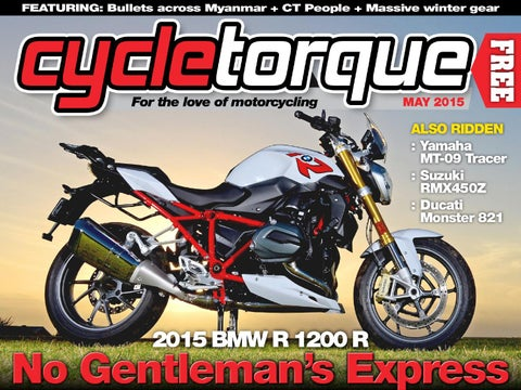 Cycle Torque May 2015 by Cycle Torque - issuu 6bd2f351441b