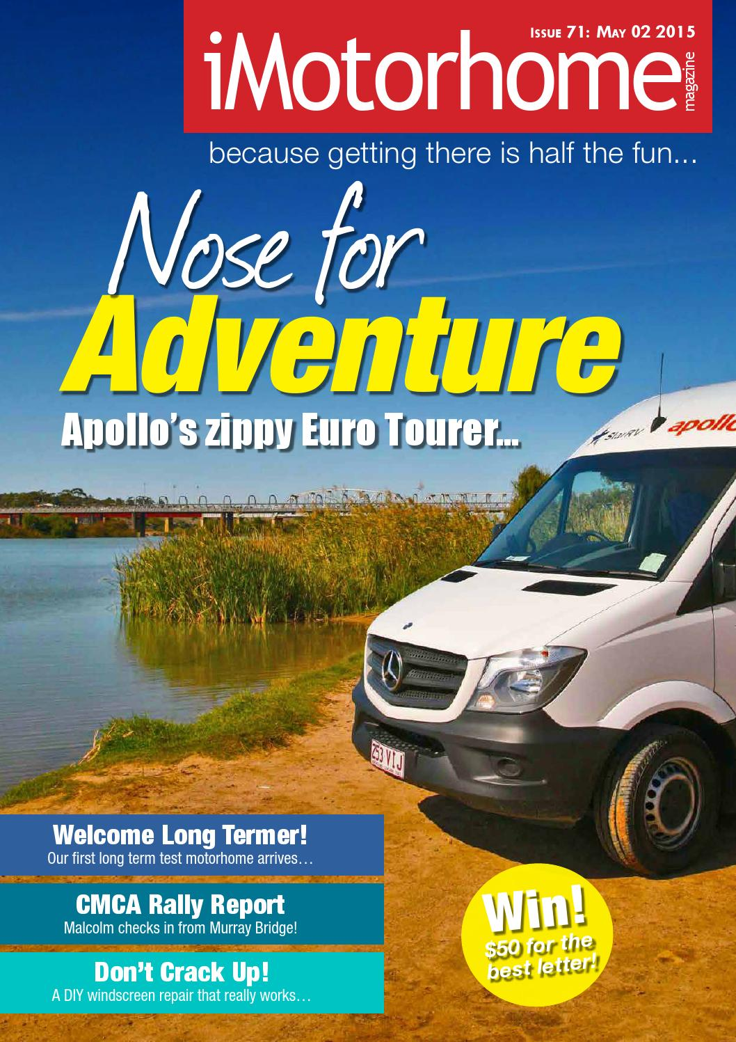 Imotorhome emagazine issue 71 02 may 2015 by imotorhome magazine imotorhome emagazine issue 71 02 may 2015 by imotorhome magazine issuu fandeluxe Image collections