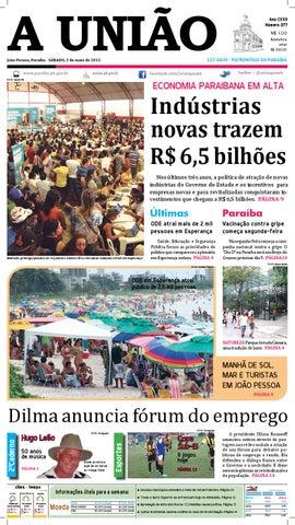 d64544dae Jornal A União by Jornal A União - issuu