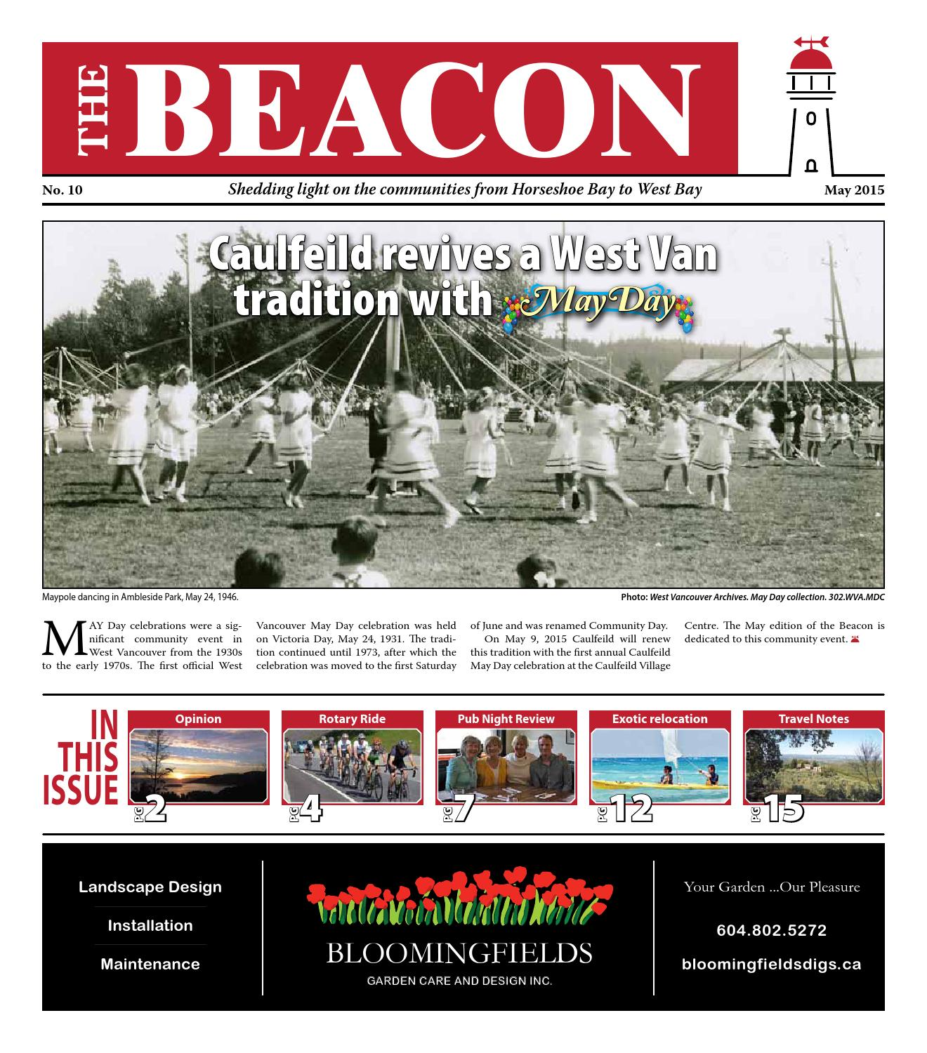 The beacon may 2015 edition by the beacon issuu fandeluxe Choice Image