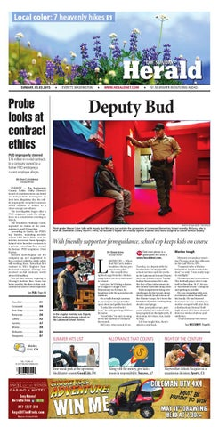 Everett daily herald may 03 2015 by sound publishing issuu page 1 fandeluxe Image collections