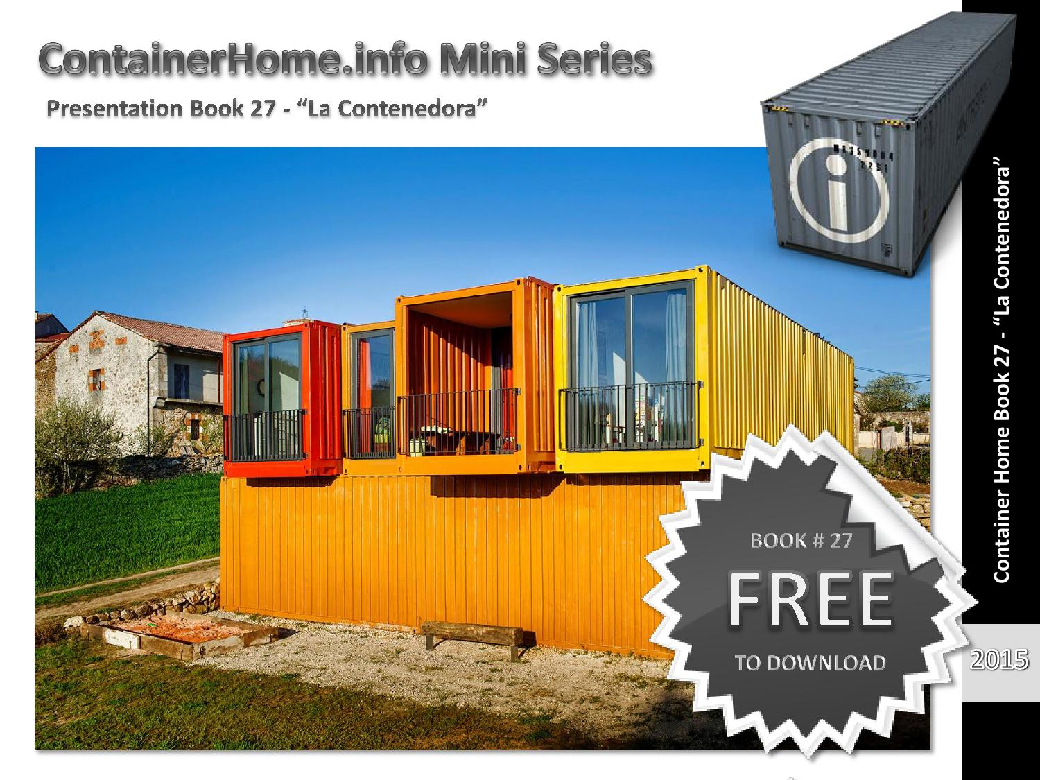 Shipping container homes book 27 by shippingcontainerhomes issuu - Shipping container homes chicago ...