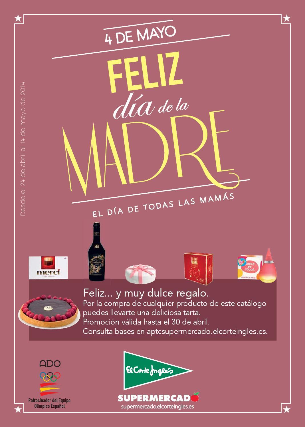El Corte Inglés Feliz Día De La Madre El Día De Todas Las Mamás 2 By André Gonçalves Issuu
