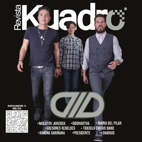 Revista Kuadro No. 15 by Revista Kuadro - issuu e38e597e190