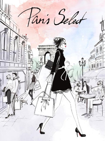 PARIS SELECT BOOK 2015 by Editions Schin - issuu 05103e052fc