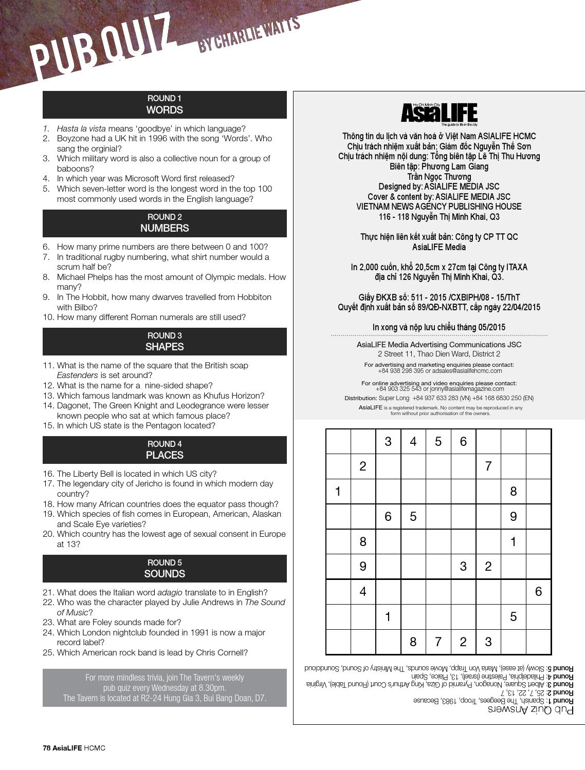AsiaLIFE Vietnam May 2015 by AsiaLIFE Magazine - issuu