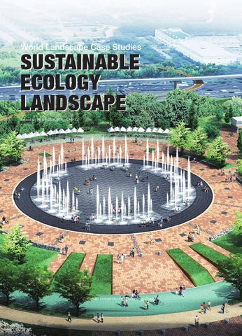 Sustainable Ecology Landscape By Hi Design International Publishing