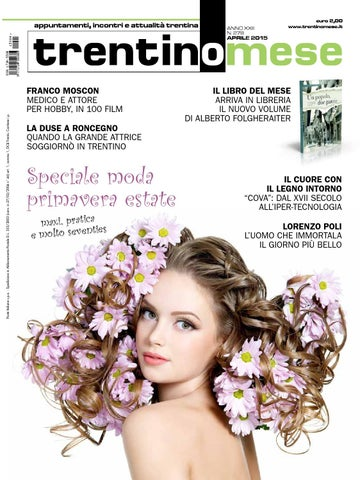 TrentinoMese aprile 2015 by Curcu Genovese - issuu 59215cd01b5