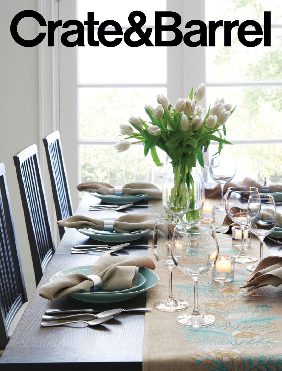 crate and barrel singapore issuu