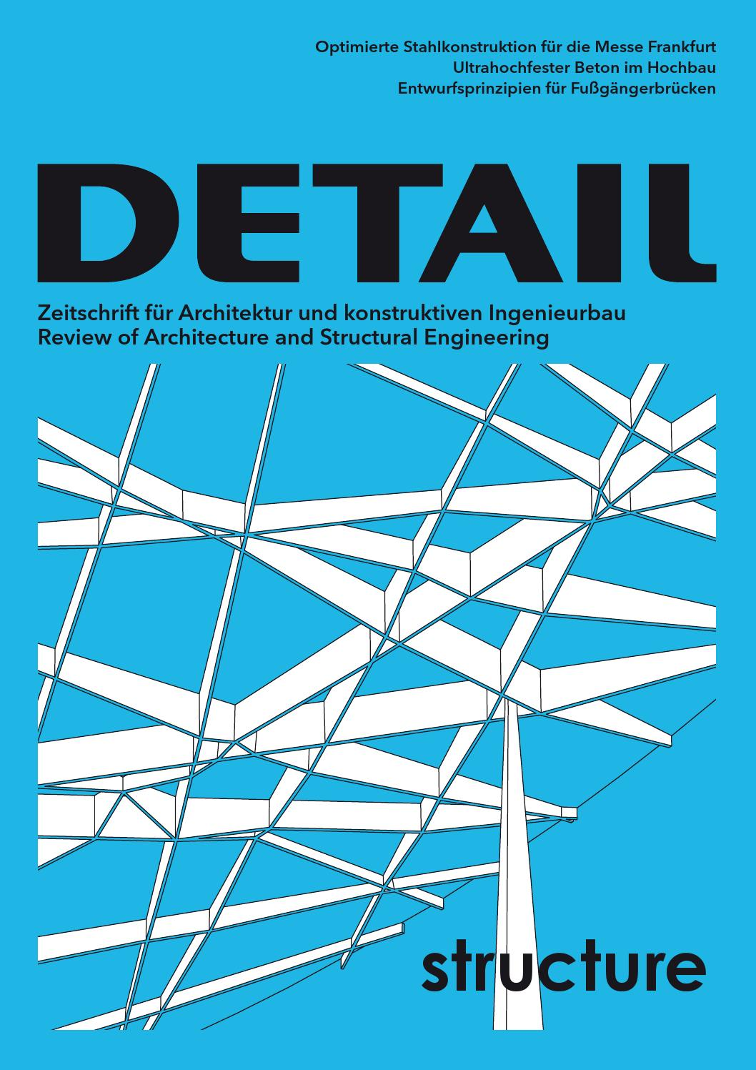 Structure 01/2015 by DETAIL - issuu