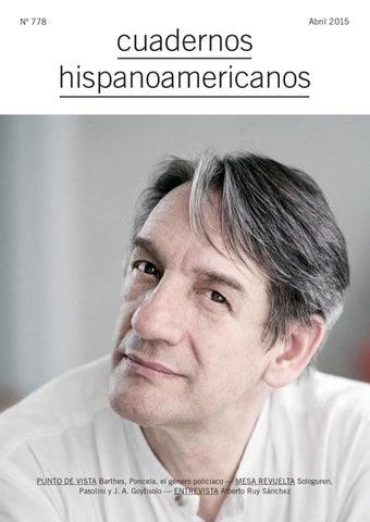 Cuadernos Hispanoamericanos 778 (Abril 2015) by AECID PUBLICACIONES ... 813806f6b5e