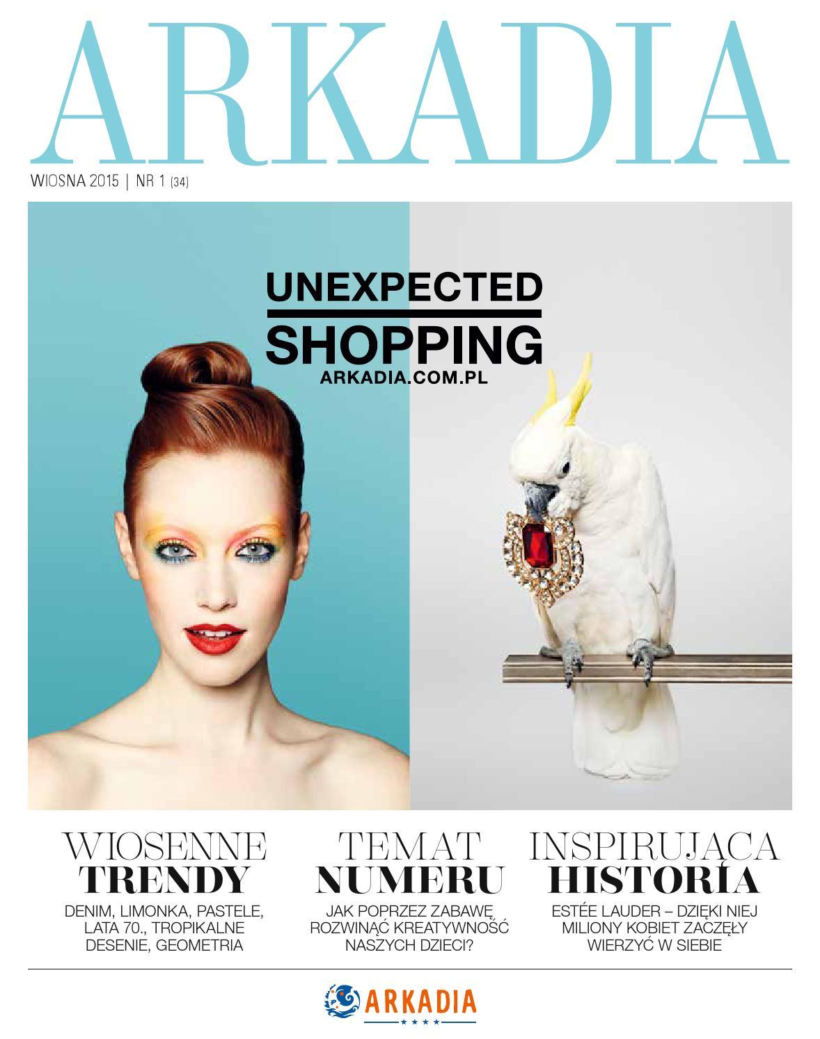 6a4f327b6db6d 2015 05 04 arkadia magazyn wiosna 2015 by Unibail Rodamco - issuu