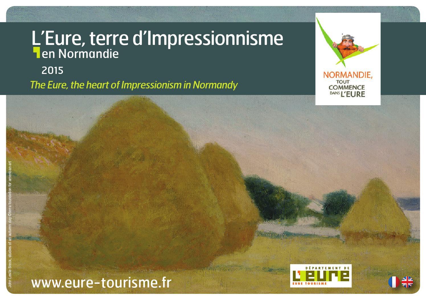 Du Pareil Au Meme Gisors l'eure, terre d'impressionnisme en normandie 2015eure