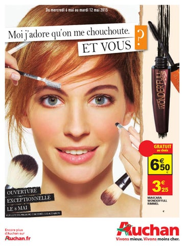 Auchan Catalogue 6 12mai2015 By Promocataloguescom Issuu