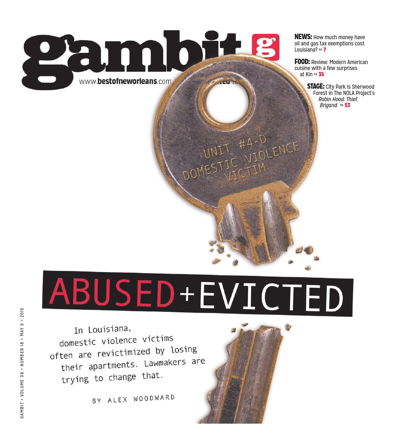 Gambit New Orleans May 5, 2015 by Gambit New Orleans - issuu 8856b759801