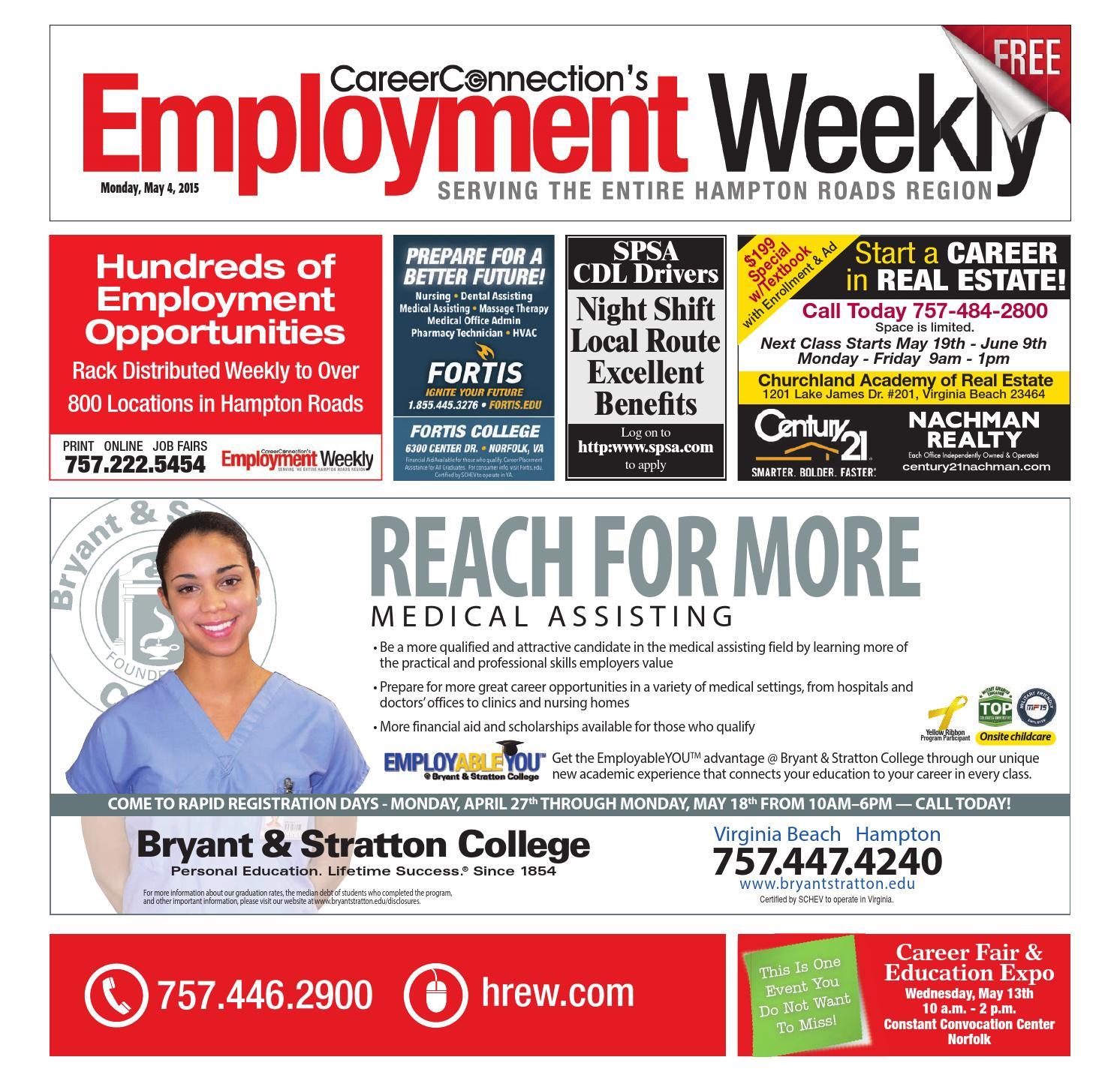CCEW week of 5/4/2015 by HREW - issuu