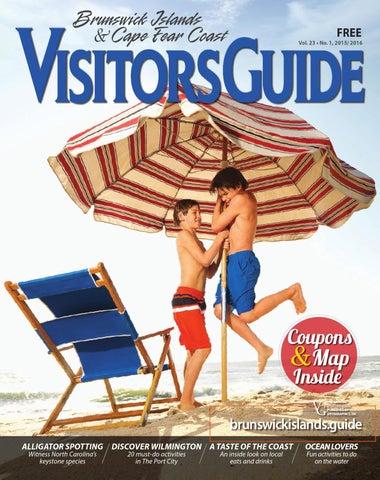 a22b26a34cf2c Brunswick Islands & Cape Fear Coast Visitors Guide 2015-2016 by ...