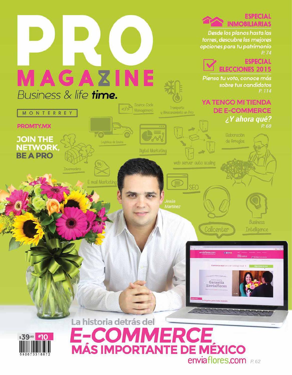 PRO Magazine Monterrey Edición  10 by PRO Magazine - issuu a7ce697a350c