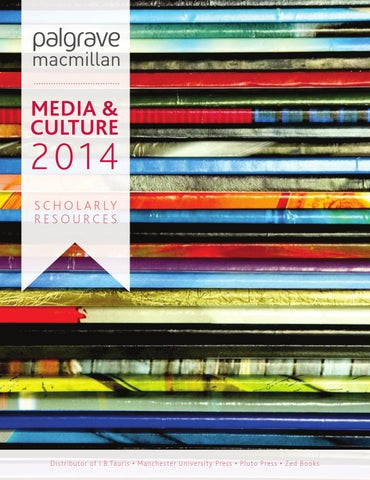 Media culture catalogue 2014 by palgrave macmillan humanities issuu page 1 fandeluxe Choice Image