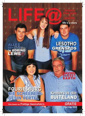 "Cover of ""Life @ EFS Magazine"""