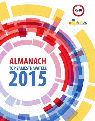 Almanach Top Zamestnavatele 2015 By Ekontech Cz Casopis Pro