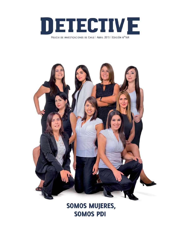 Revista Detective by Policía de Investigaciones de Chile - issuu