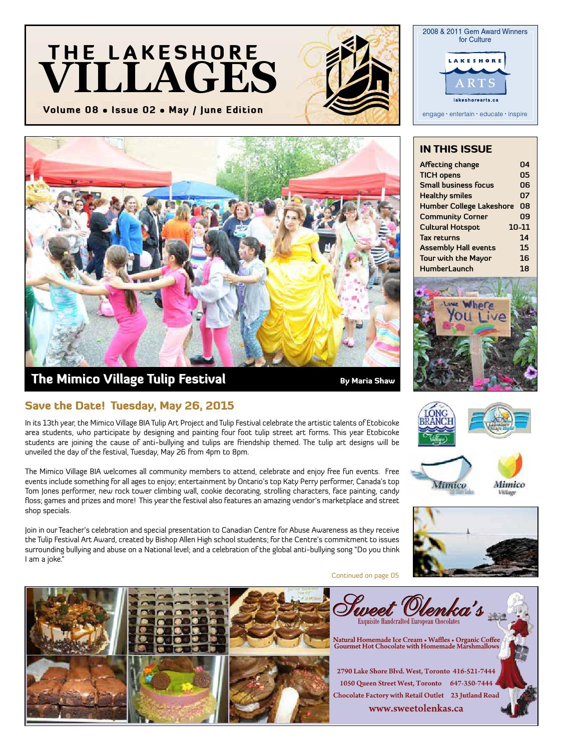 Lakeshore Villages 2015 05 By City Media Issuu