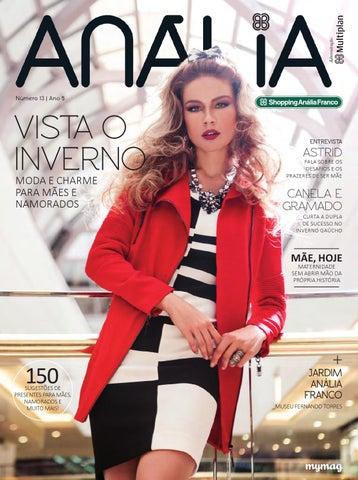 05021cbec2 Anália 13 by Editora Mymag - issuu