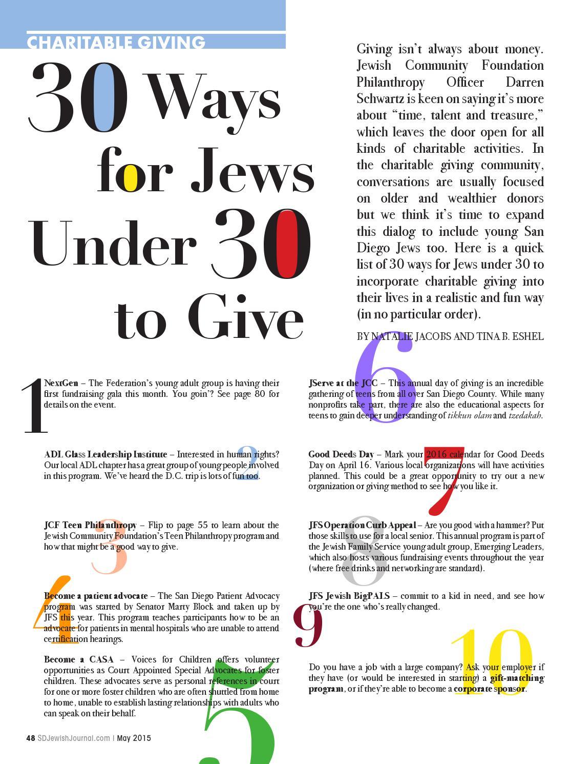 05 15 Mayissue 4 By San Diego Jewish Journal Issuu