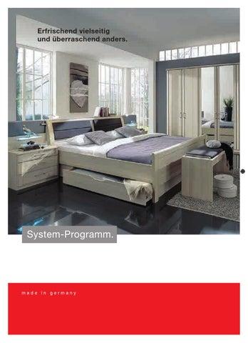 Schlafzimmer Luxor By Stoess Moebel Handels GmbH Issuu - Schlafzimmer luxor system programm