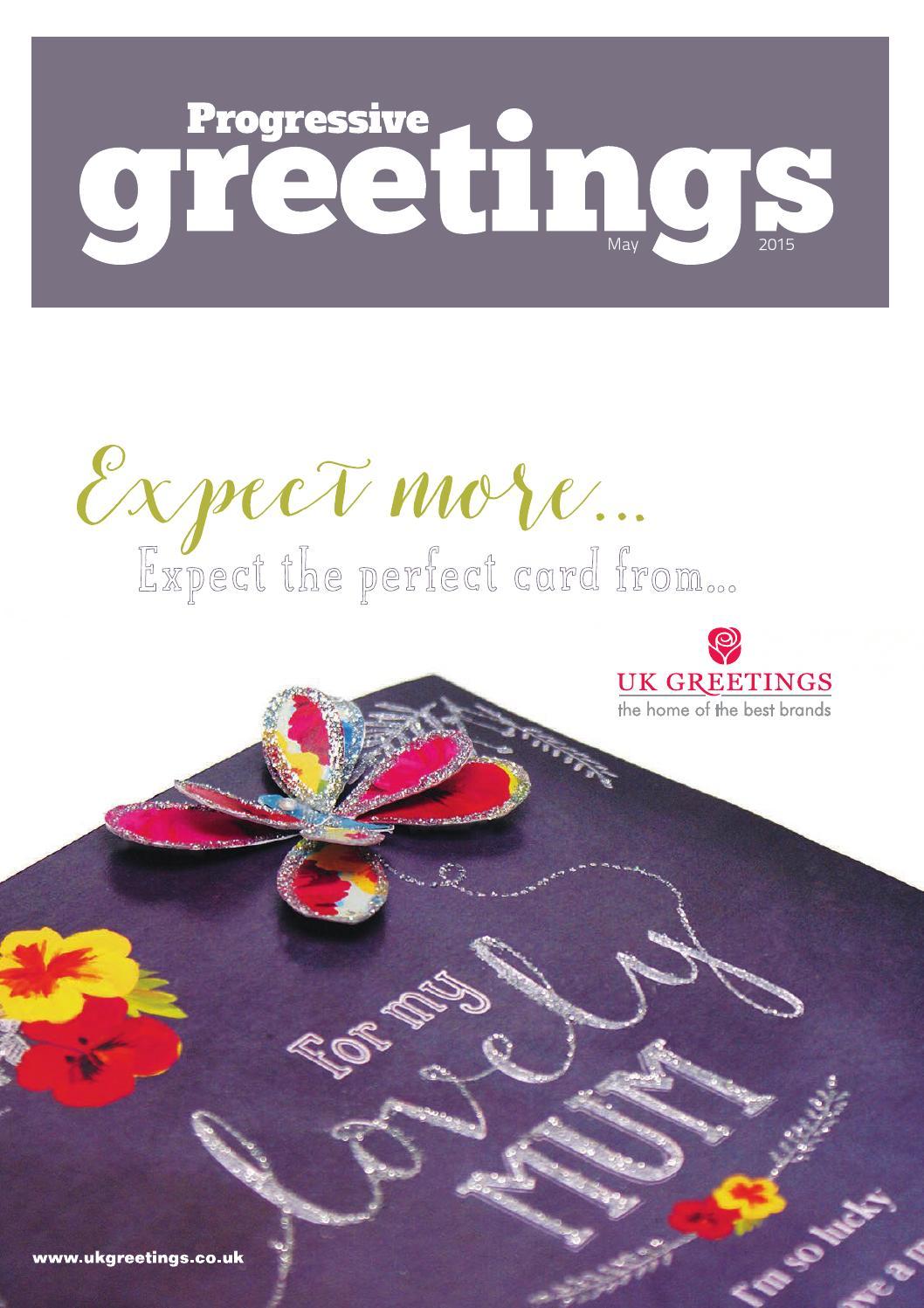 Progressive Greetings Worldwide May 2015 By Max Publishing Issuu