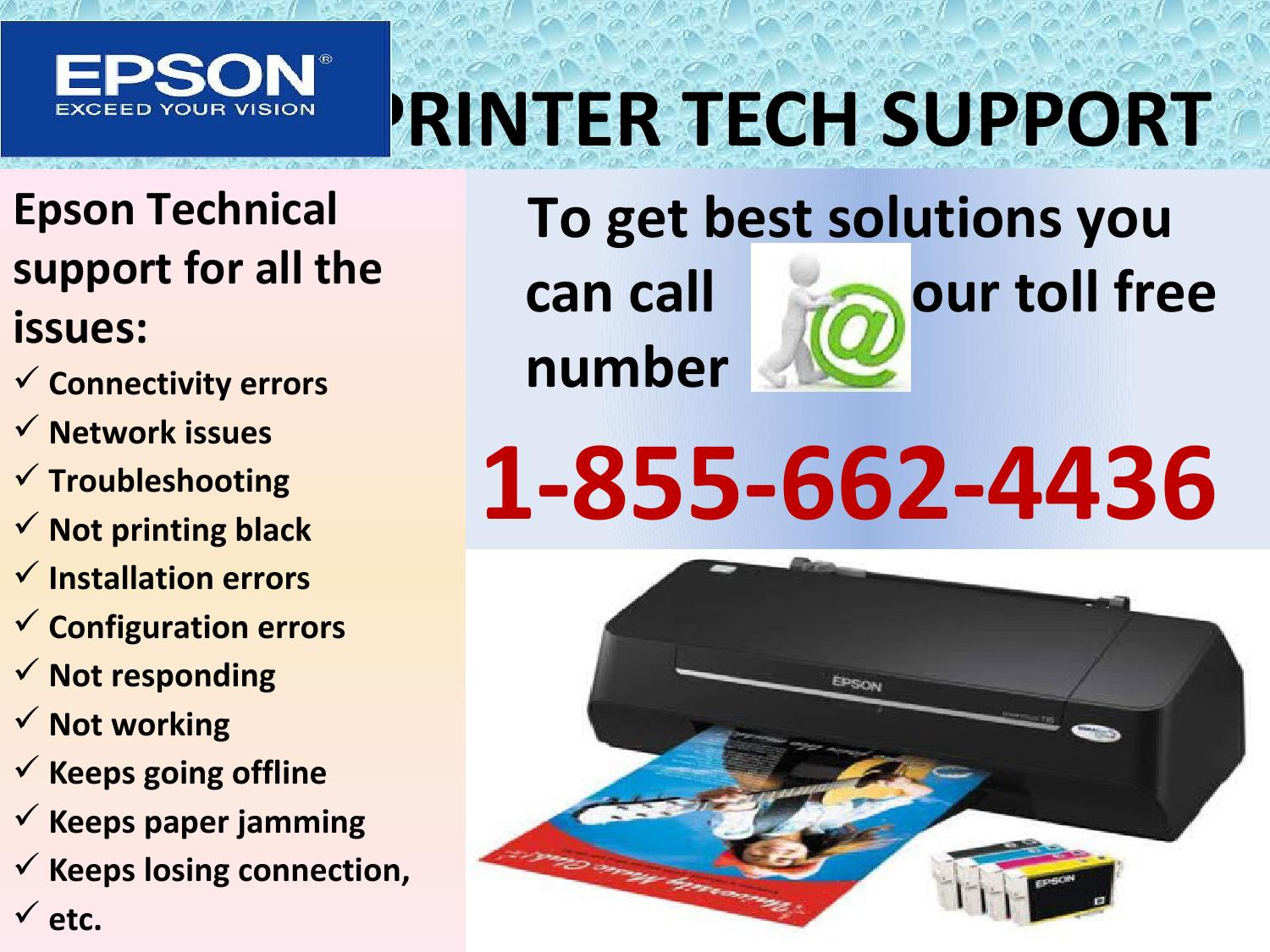 Get epson printer technical 1 855 662 4436 support phone number by get epson printer technical 1 855 662 4436 support phone number by printer tech support issuu biocorpaavc Image collections