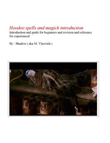 21726600 hoodoo book by Masood Thaheem - issuu